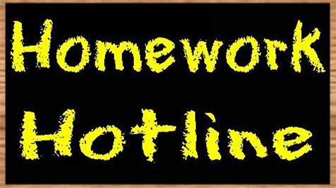 Get the Chemistry Homework Help You Need to Succeed
